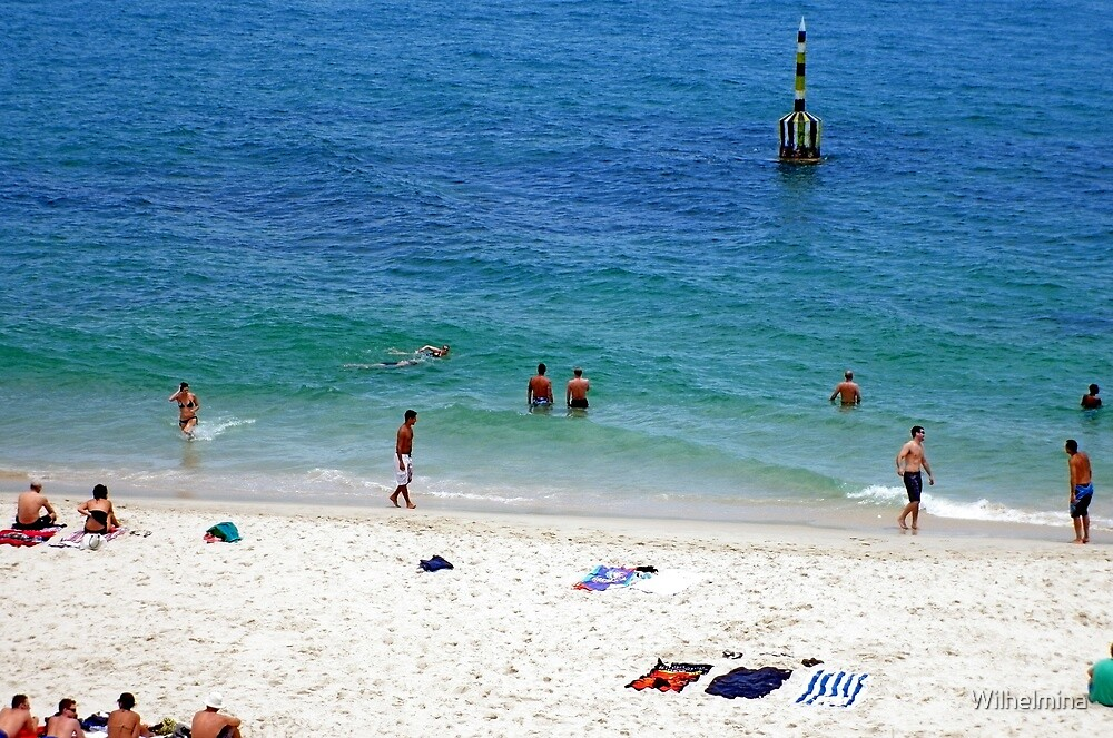 Cottesloe Bell by Wilhelmina