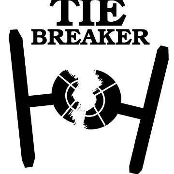 TIE BREAKER black by haegiFRQ