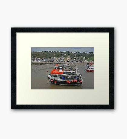 Lyme Regis Framed Print