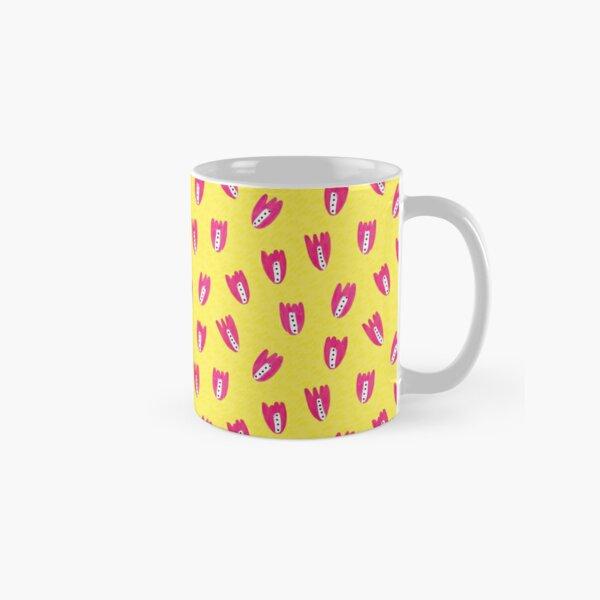 Yellow Flutter Classic Mug