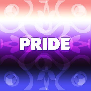 Genderfluid Pride Pattern by Shippery