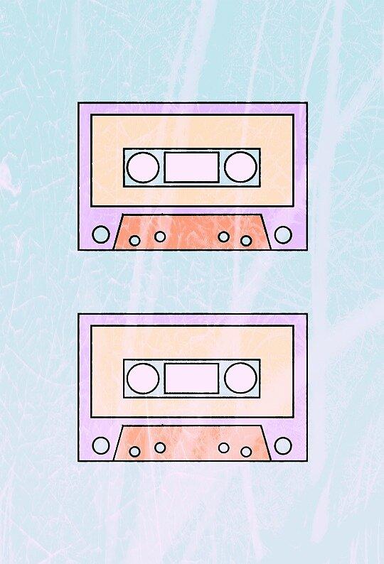 Cassettes by jperk
