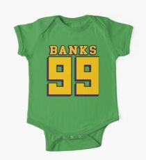 Adam Banken Baby Body Kurzarm