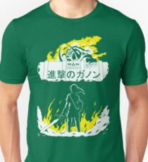 Attack on Ganon Unisex T-Shirt