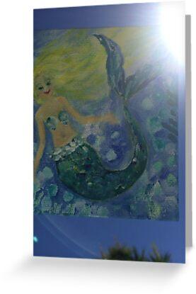 Mermaid in the sky by romiyrerruchigu
