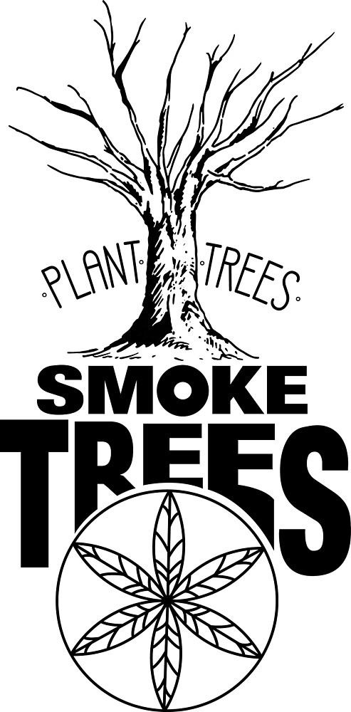 Smoke Trees by Domlast
