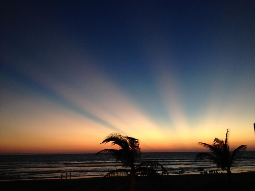 Sunset Acapulco 2013 by arturosamano
