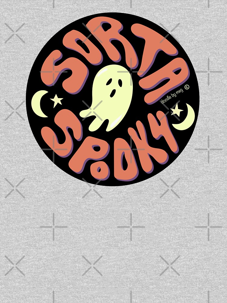 Sorta Spooky © by doodlebymeg