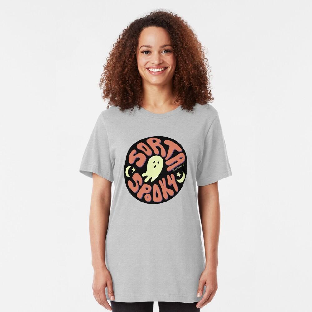 Sorta Spooky © Slim Fit T-Shirt