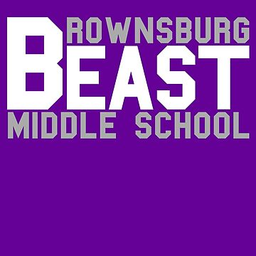 Brownsburg East Middle School by mlny87
