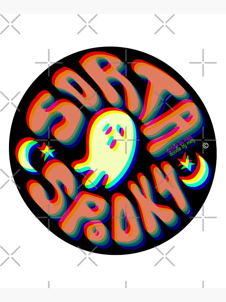 Sorta Spooky © 3D by doodlebymeg