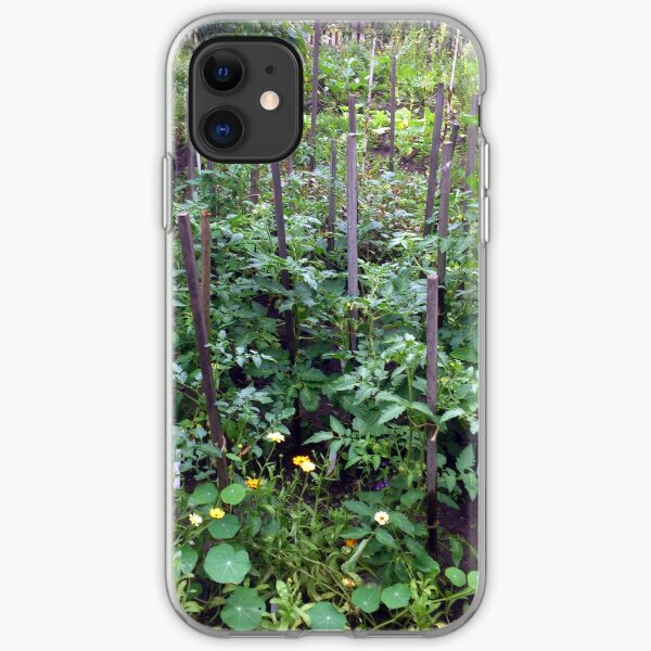 Tomaten-Beet iPhone Flexible Hülle