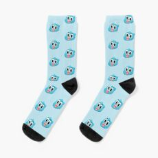 Gumball's Head  Socks