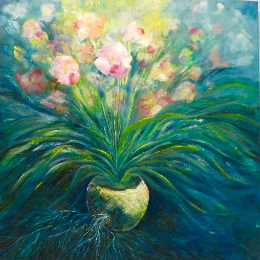 Blooming  by romiyrerruchigu