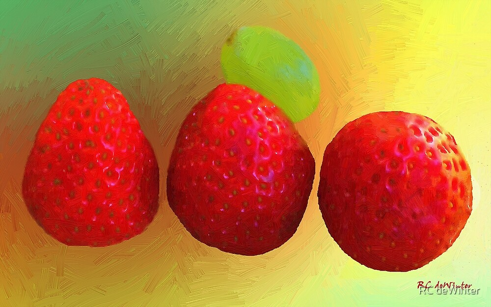 Simple Goodness by RC deWinter
