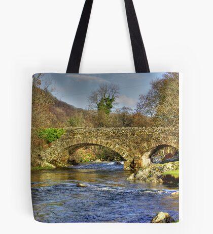 River Duddon Bridge - Lake District Tote Bag