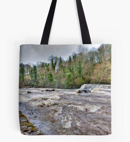 River Ure - Aysgarth-Yorks Dales Tote Bag