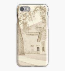 Bannack Historic District iPhone Case/Skin