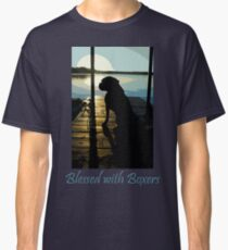 Sunrise With Molly Classic T-Shirt