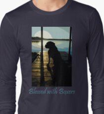 Sunrise With Molly Long Sleeve T-Shirt