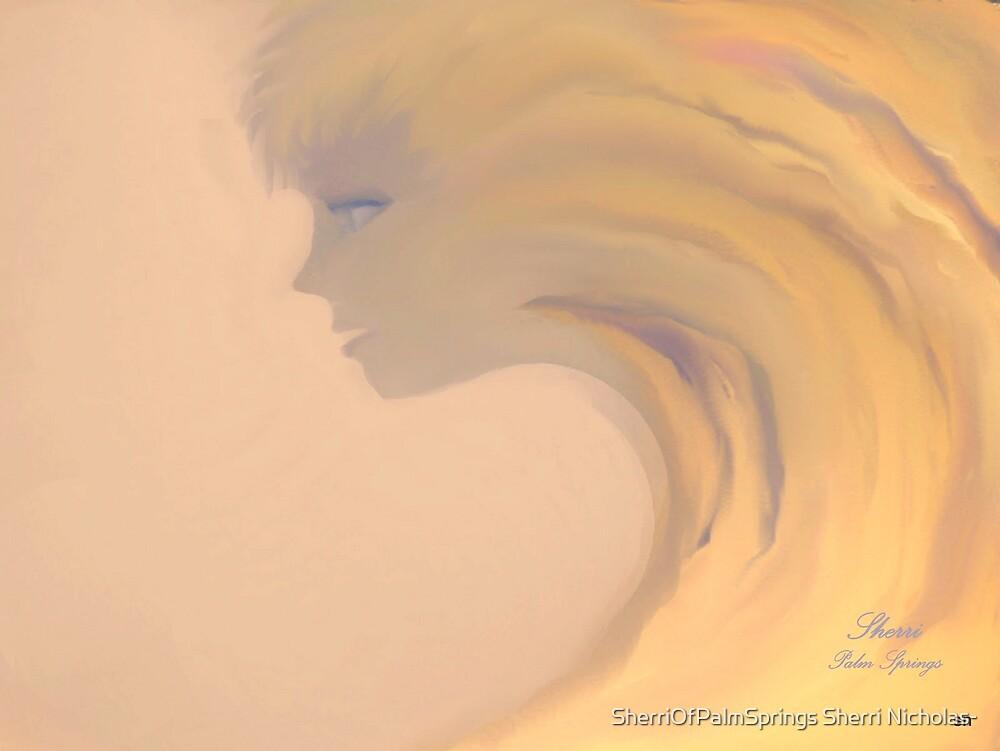 THE BEAUTY OF WOMEN   by Sherri Palm Springs  Nicholas