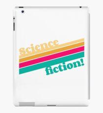 Science Fiction Rocks! iPad Case/Skin