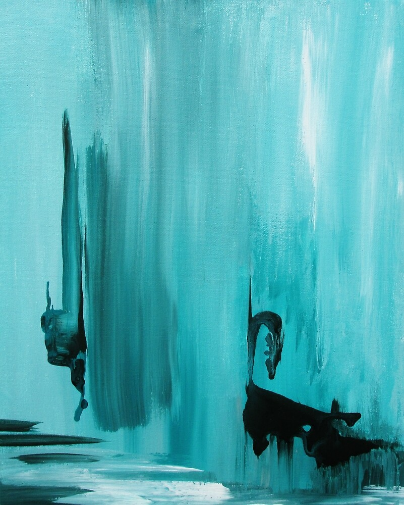 Aqua-wise by Ginger Lovellette
