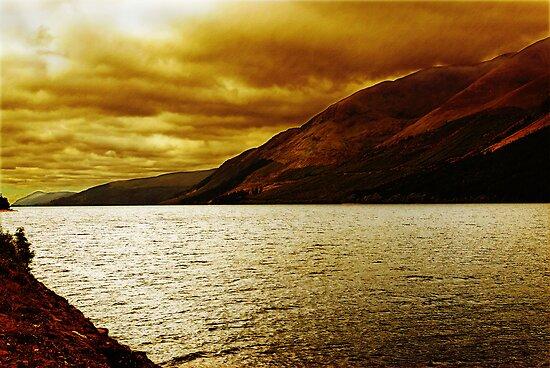 Loch Ness, Scotland, UK by David Carton
