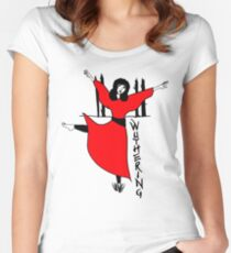 Kate Bush Wuthering Heights Women's Fitted Scoop T-Shirt