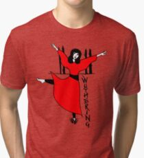 Kate Bush Wuthering Heights Tri-blend T-Shirt