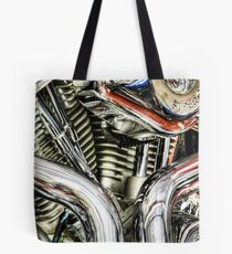 S & S Motor  Tote Bag