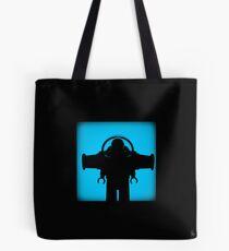 Shadow - To Infinity And Beyond Tote Bag