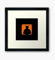 Shadow - Mouth of Sauron Framed Print