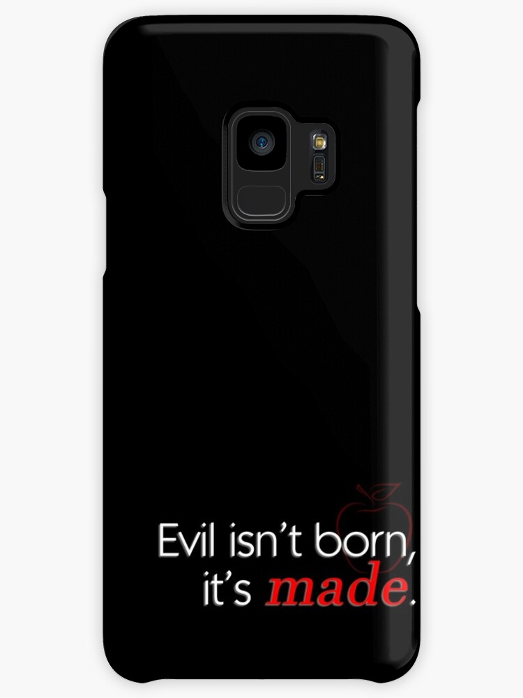 Once Upon A Time - Evil isn't born, it's made. by TheSims1991