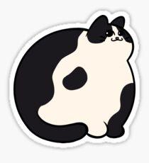 Tuxedo CHONK Sticker