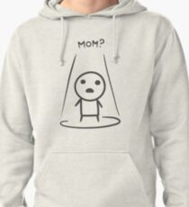 Mom? Pullover Hoodie