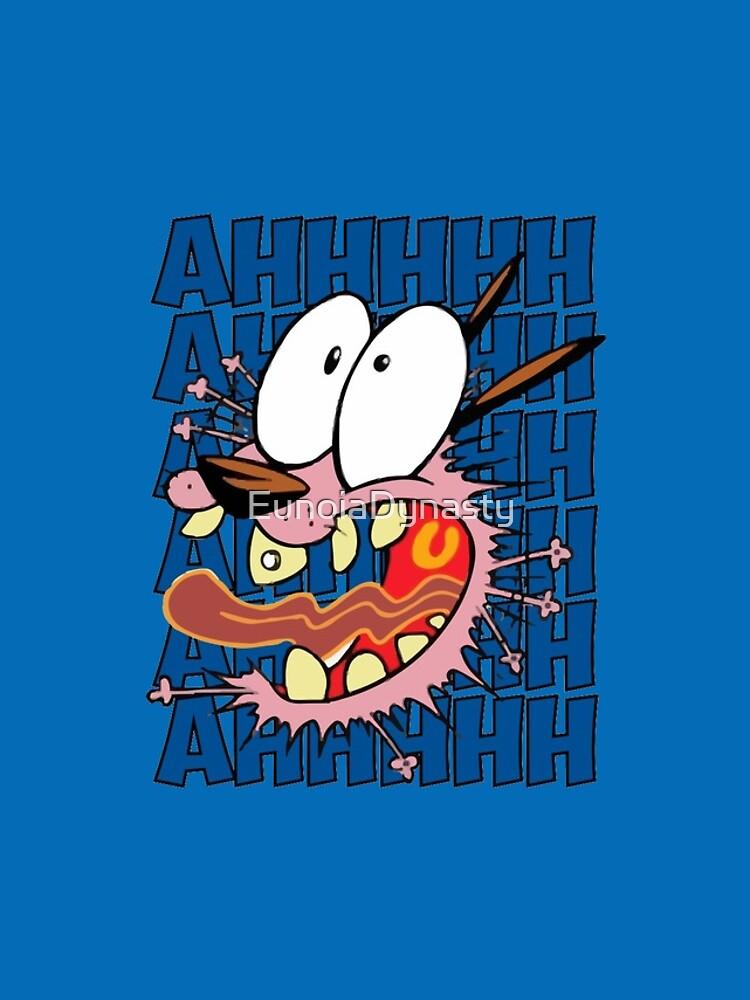 Mut Der feige Hund - AHHHHH! von EunoiaDynasty