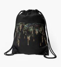 Light Leak Drawstring Bag