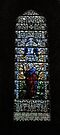 Dornoch Cathedral Glass 5 by WatscapePhoto