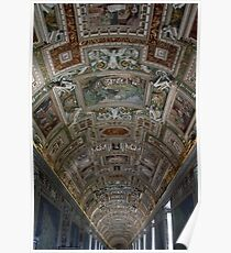 ceiling - italy Poster