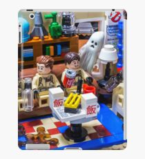 Ghostbusters - the sitcom iPad Case/Skin
