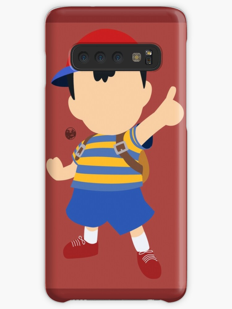 ness from super smash bros