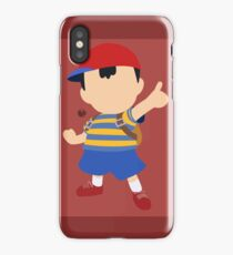 Ness - Super Smash Bros. iPhone Case