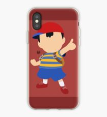 Ness - Super Smash Bros. iPhone Case
