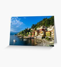Viewpoint of Varenna Greeting Card