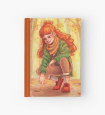 At Peace Hardcover Journal