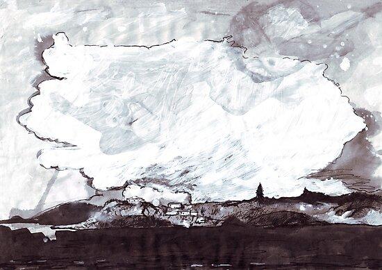 Cloudy Sky, Yeppoon by John Douglas