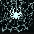 Scribbler Spider Tee by Patricia Anne McCarty-Tamayo