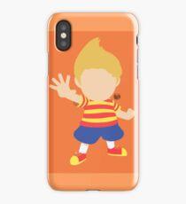Lucas - Super Smash Bros. iPhone Case/Skin