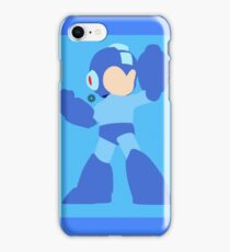 Mega Man - Super Smash Bros. iPhone Case/Skin